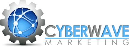 CYBERWAVE MARKETING logo